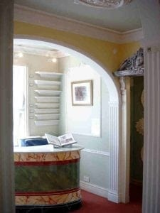 Moulded Archway with Detailed Sides by Ossett Mouldings