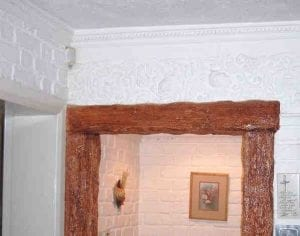Moulded Archway by Ossett Mouldings