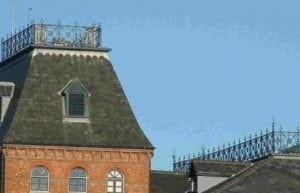 Realistic Moulding Replicas of Victorian Cast Iron Rooftop Railings by Ossett Mouldings