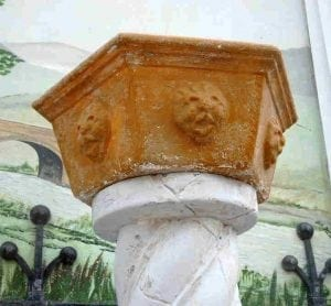 "Venetian ""Village Square"" Water Fountain Topper by Ossett Mouldings"