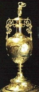 The Original First Division Trophy