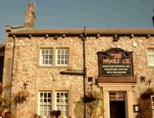 The Wolfpack Pub from the Show Emmerdale