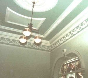 Ornate Ceiling by Ossett Mouldings