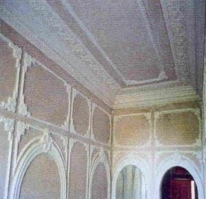Ornate Wall and Ceiling Paneling by Ossett Mouldings