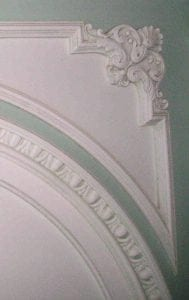 Ornate Wall Paneling by Ossett Mouldings