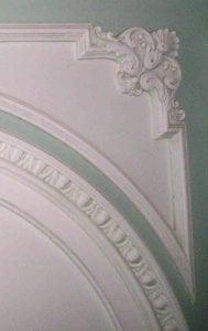 Ornate Wall Paneling by Ossett Mouldings
