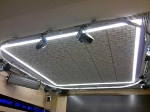 Squared Panels, The International Press Centre, Ria Novosti, Moscow