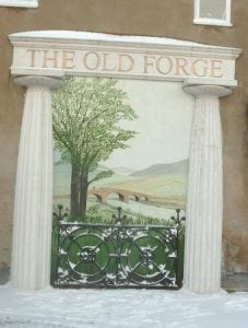 A Mural Moulded by Ossett Mouldings