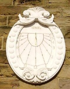 Moulded Wall Plaque by Ossett Mouldings