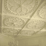 Detailed Moulded Ceiling