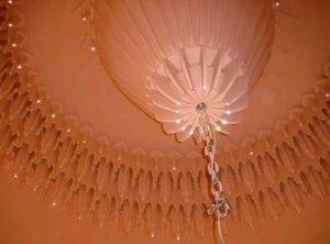 A Bespoke Ceiling in a Mosque in Bradford by Ossett Mouldings