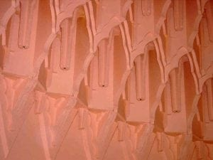 A Mosque Wall Moulding by Ossett Mouldings