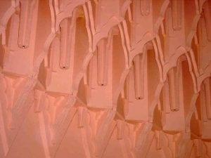 A Mosque Wall Moulding by Ossett Mouldings