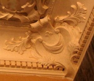 Bespoke Corner Design by Ossett Mouldings