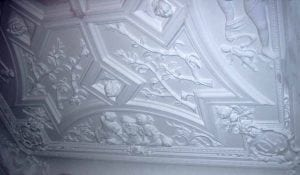 Bespoke Detailed Ceiling by Ossett Mouldings