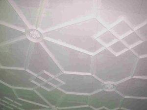 A Bespoke Ceiling by Ossett Mouldings