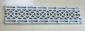 "The Steam Ship ""Great Britain"" Moulded Grate by Ossett Mouldings"