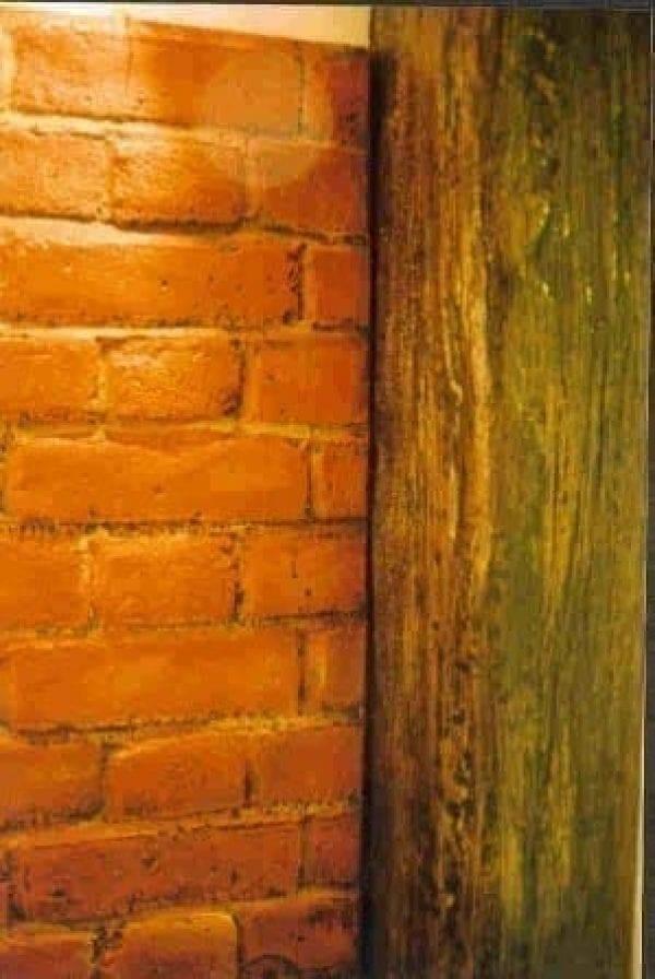 "Sheet Design Nr. 456, ""Brickwork"""