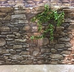 SH 459 Rough Stone Walling