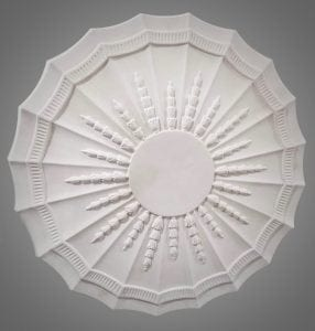 200 Adam Ceiling Rose