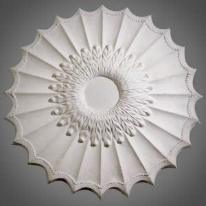 209 Large Lincoln Ceiling Rose