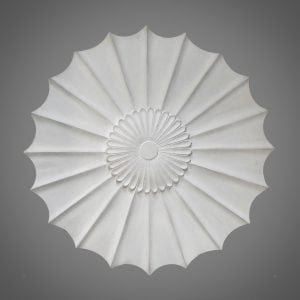 211 Small Adam Ceiling Rose