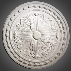 216 Husk Circle Ceiling Rose