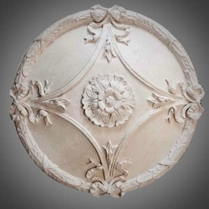 218 Garland Ceiling Rose