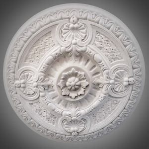 219 Shell Ceiling Rose