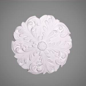 237 Small Sunflower Ceiling Rose