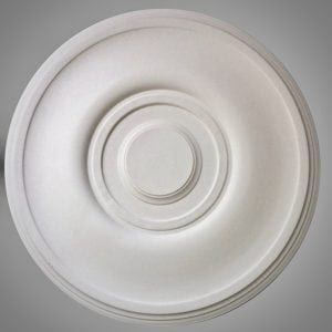 240 Small Plain Ceiling Rose