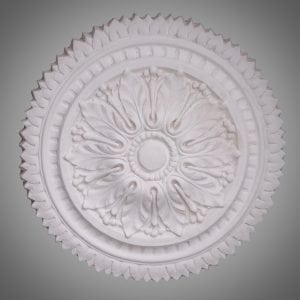 244 Small Victorian Ceiling Rose