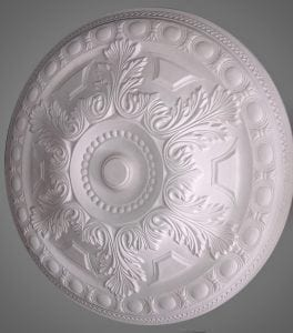 246 Large Regency Ceiling Rose