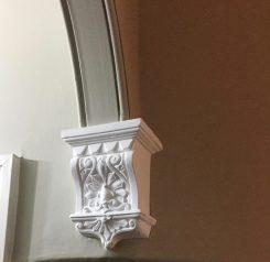 Arch-Corbel Victorian Example